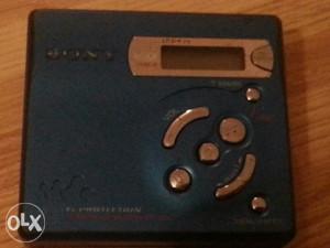 Mini disk rekorder sony