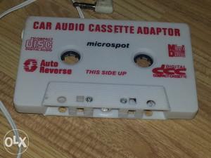 Audio kaseta adapter mp3 in aux