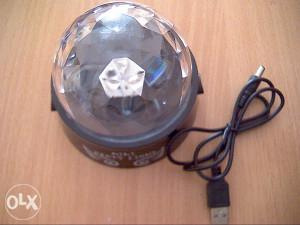 Mini Party Light na USB ili Baterije