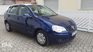 VW Polo 1.4 TDI Trendline-Godište:2009-4.Vrata,Klima