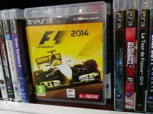 PS3 F1 2014 F12014