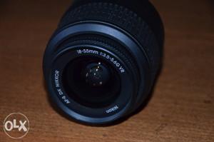 Objektiv  VR AF-S Nikon 18-55 DX 1;3,5-5,6G