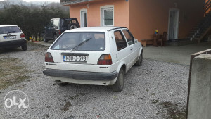 Golf 2 dizel reg do 15.7.2017g. TESLIC
