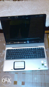 Laptop hp dv9000