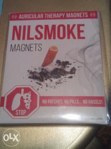 Nilsmoke magnets za prestanak pusenja