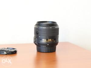 Nikon 18-55mm VR II objektiv 18-55