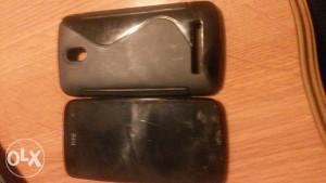 HTC 500 desire  mob.loša baterija napuklo staklo