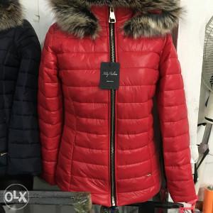 Zenska jakna crvena,zuta,teget sve velicine