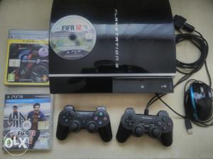 PS3 konzola