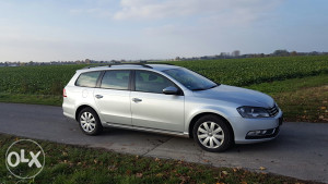 VW Passat 2.0 TDI / 140 ks / 2012