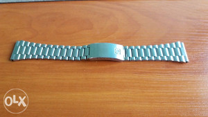 Kupujem - Čeličnu Omega narukvicu za sat 22mm