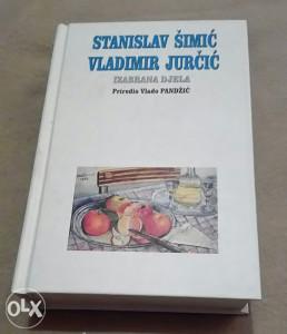 STANISLAV SIMIC,VLADIMIR JURIČIĆ-HRVATSKA KNJIZEVNOST