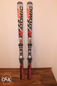 Skije Atomic GS9 160cm