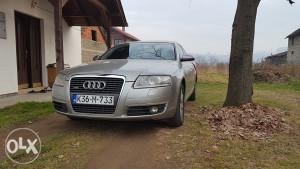 Audi a6 2.7 autimatik quattro (Zeder)