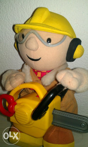 Igračka Bob graditelj