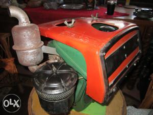 Motor LOMBARDINI-benzin