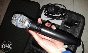 Mikrofon daljinski Shure beta 87