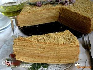 Medena torta :)