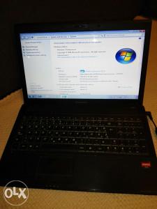 Lenovo G565 amd athlon II p340 SPORO RADI