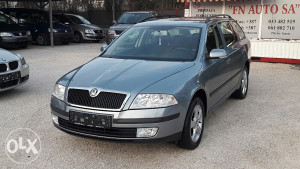 Škoda Octavia 1.9 TDI 4X4 4MOTION 2006G 77KS 105PS