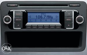 VW Radio RCD 210 (golf,passat,polo...)
