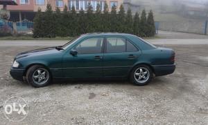 Mercedes c220 dizel    TIP-TOP
