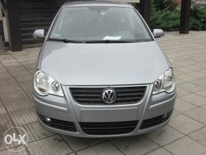 VW POLO 1,9 TDI KLIMA SERVISNA