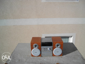 Muzicka linija Panasonic MP3