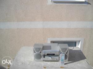 Muzicka linija Karcher DVD/USB
