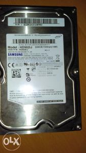 Hard Disk 500GB NOVO