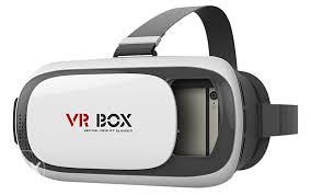 VR BOX 3d načale