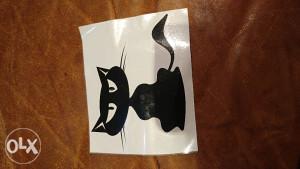 Stiker maca