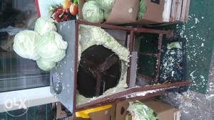 Mašina za rezanje povrća