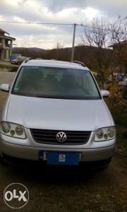 TURAN VW 1,9 tdi
