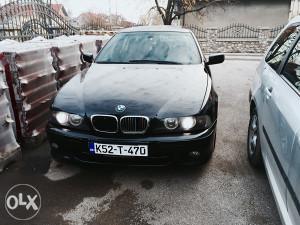 BMW 530D M-OPTIC 2003 god. E39 TEK REG. 142KW