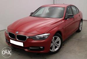 BMW 320 D F30 M-SPORTPAKET 135 kW - 184 KS -New Model-