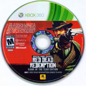 Red Dead Redemption XBOX One i XBOX 360