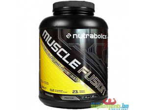 NUTRABOLICS MUSCLE FUSION 1,8kg