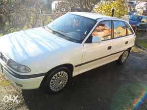 Opel Astra registrovana u ekstra stanju