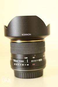 Rokinon 14mm f2,8