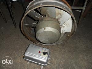 Ventilator za ventilaciju/Turbina