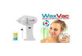 WaxVac - Aparat za ciscenje usiju