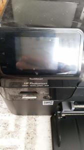 Printer photo smart