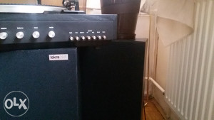 Zvucnici i Gramofon (ISKRA)