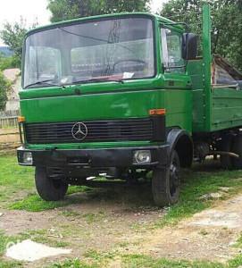Mercedes kamion 809 813