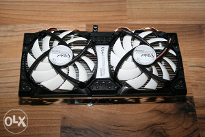 Accelero Twin Turbo Pro HD 5850 1GB DDR5 256-bit DX11