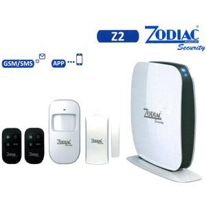 SET alarmni sustav, GSM, do 50 senzora