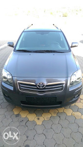 Toyota Avensis 2.2 4-WD / 120kw / 170 hp / model 2006
