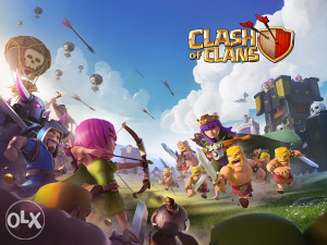Clash of Clans Clash Royale primam na poklon
