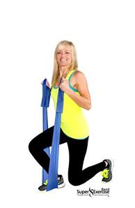 Pilates traka Plava 062/572-491